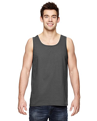 Mens+Tank+Tops Products : Fruit of the Loom 5 oz., 100% Heavy Cotton HD Tank Top