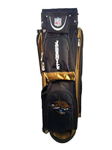 Jacksonville Jaguarsウィルソンゴルフカートバッグ B00LU184HE