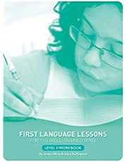 First Language Lessons for the Well-Trained Mind, Level 4 Workbook