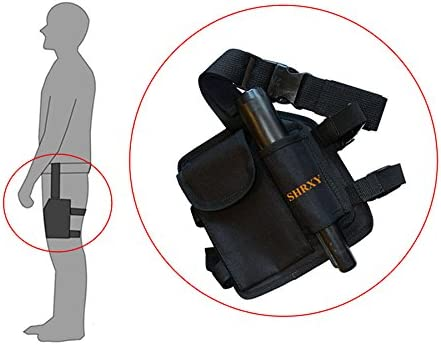 shrxy Drop Leg Pouch and Holster for Pinpointer Pin Pointers Metal Detector ProPointer ProFind
