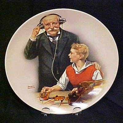 Norman Rockwell Heritage Series 2007