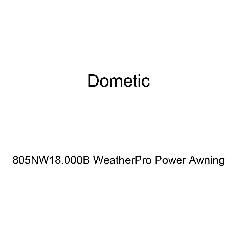 Dometic 805NW18.000B WeatherPro Power Awning