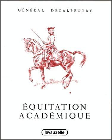 Equitation academique