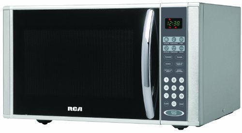 CURTIS INTERNATIONAL RMW1138 Rca Rmw1138 11-cubic Feet Stainless Steel Microwave Oven from Curtis