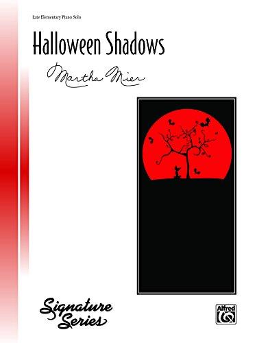 Halloween Shadows: Late Elementary Piano Solo (Piano) (Signature Series) ()