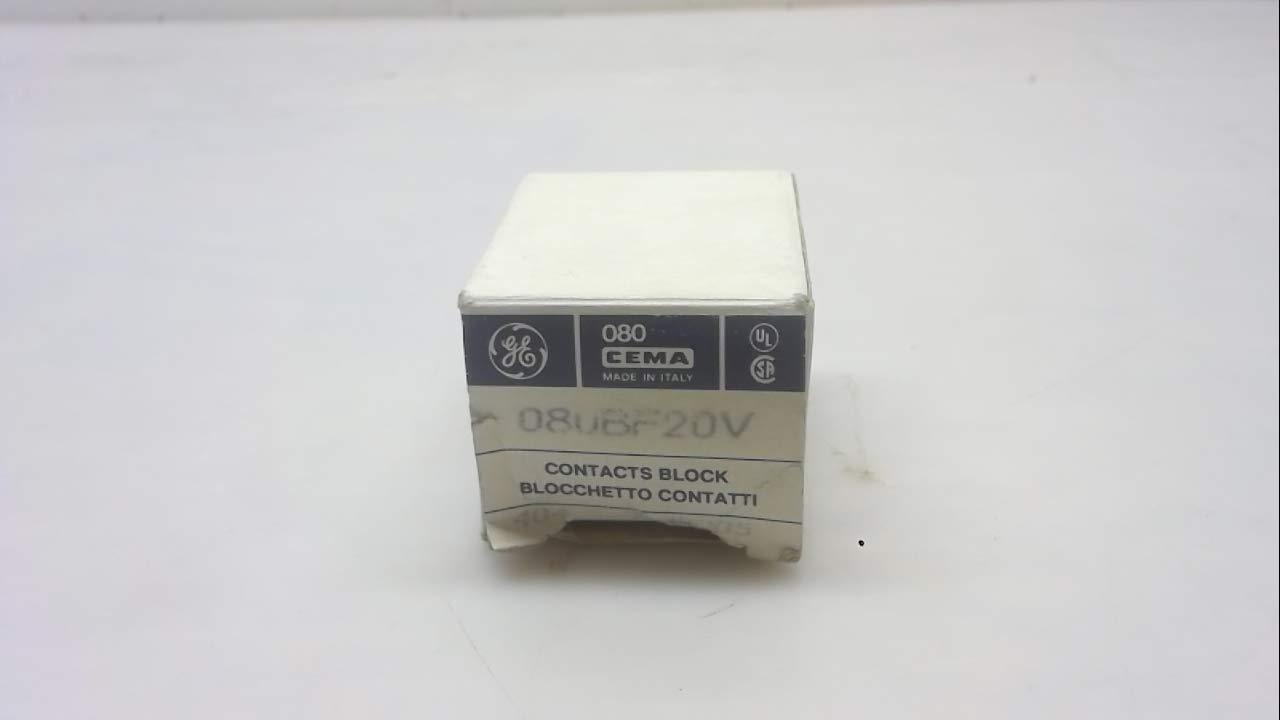 Cema 080Bf20v, Contact Block, 10A, 660V 080Bf20v
