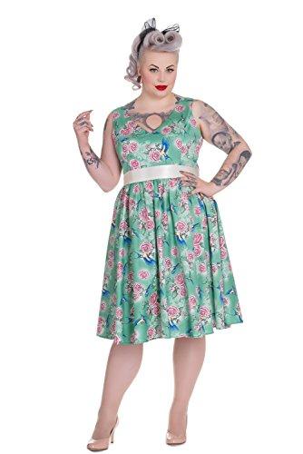 Victorian Tea Dress - 9