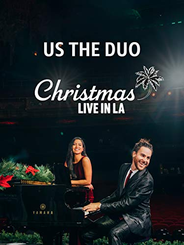 Us the Duo: Christmas Live in LA (4K UHD)