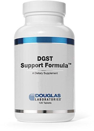 Douglas Laboratories DGST Support Multivitamin Structure