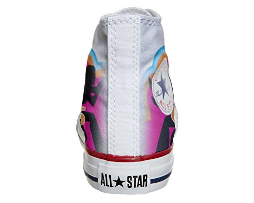 Converse Customized Adulte - chaussures coutume (produit artisanal) Charlies Angels