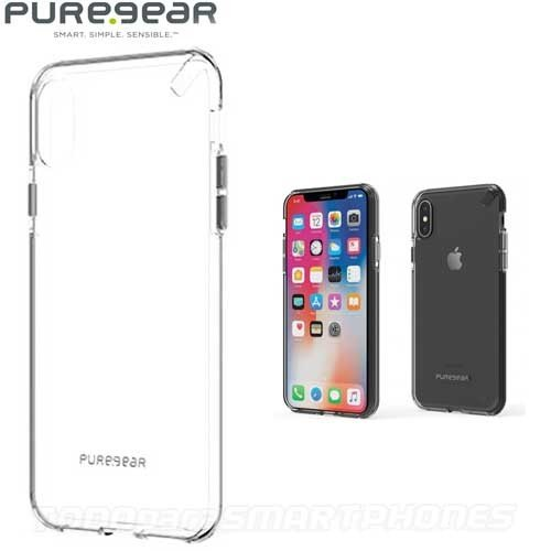 c0d3c876e9 Image Unavailable. Image not available for. Color: PureGear Slim Shell Case  for Apple iPhone ...