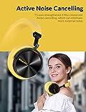 Bluedio T5 Active Noise Cancelling Headphones