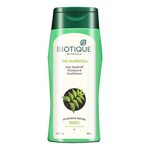 Biotique Fresh Daily Dandruff Shampoo & Conditioner - Margosa 190ml