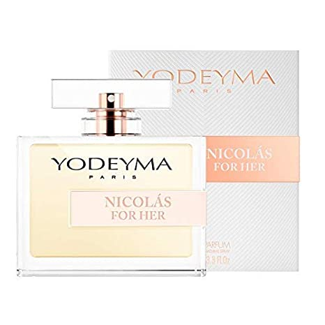 Perfume para Mujer Yodeyma NICOLAS FOR HER Eau de Parfum 100 ml (Narciso Rodriguez For