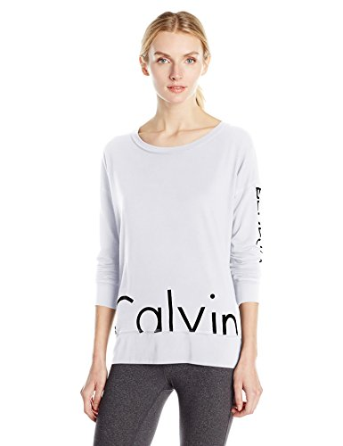 calvin-klein-performance-womens-long-sleve-logo-tee-white-m