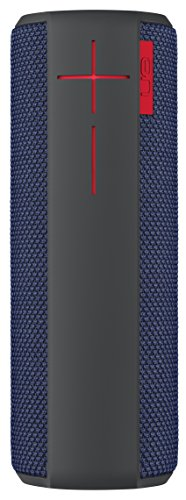UE Boom Wireless Bluetooth Speaker - Blue Steel (Mp3 Player Logitech Bluetooth Headphones Wireless)