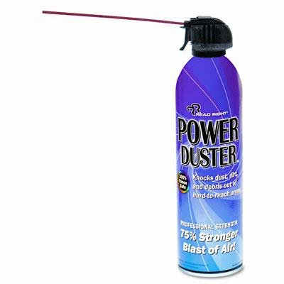 Read Right Pc Duster - Read Right DUSTER,POWERDUSTER,CAN,10OZ