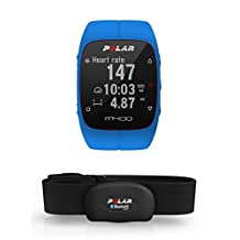 POLAR M400-Sport cardio GPS Watch-Blue by POLAR