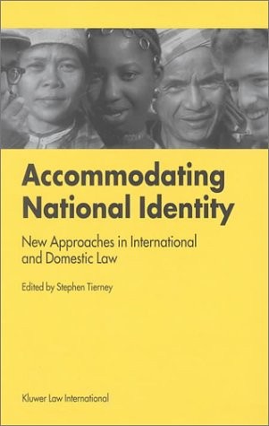 Cheapest Copy Of Accommodating National Identity New