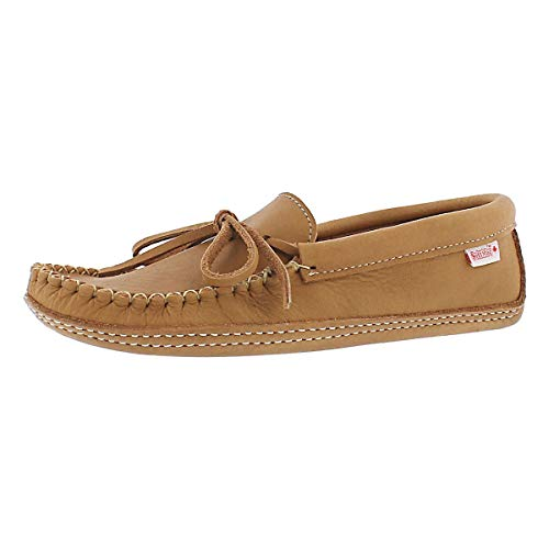 SoftMoc Men's Double Sole Unlined Moccasin Cork 12 M US ()