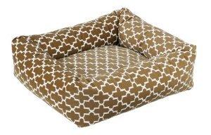 Bowsers Dutchie Bed, Small, Cedar Lattice