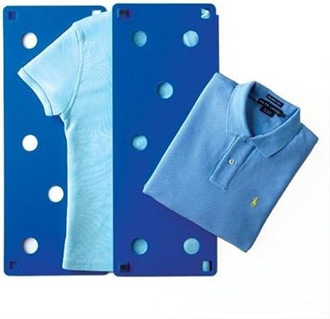 Doblador de ropa dobla ropa anunciado en tv para camisas camisetas jersey etc...: Amazon.es: Hogar