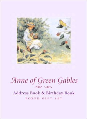 Anne of Green Gables: Address Book and Birthday Book - Boxed Gift Set