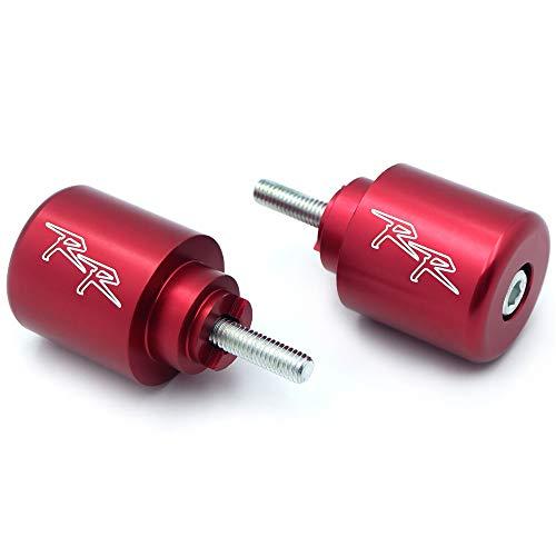 CBR 1100XX 00 01 02 CBR1000RR 13 14 15 KETABAO Toka Red CNC Handlebar Bar Ends Sliders Fit Honda CBR 600RR 08 09 10 11 CB1000R 14 15 16