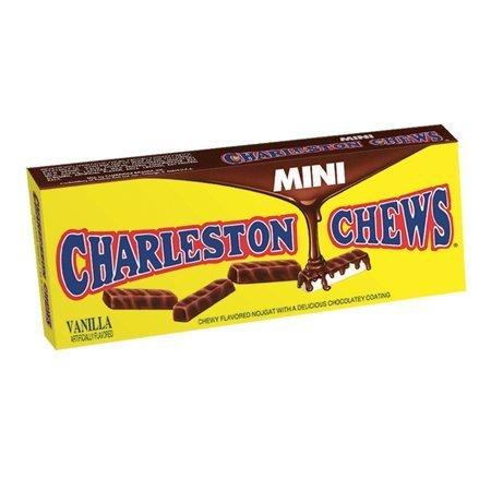 Charleston Mini Chews 4oz Theater Box: 12 Count by Charleston Chew ()