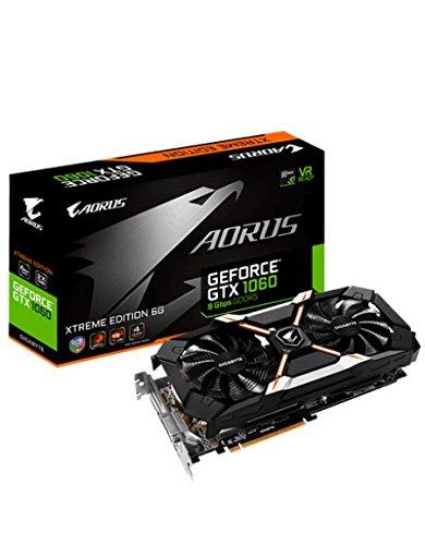 Gigabyte GeForce GTX 1060 Xtreme