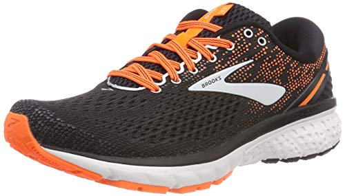 Multicolore Brooks Homme Orange Chaussures 11 Black 093 Running Ghost de Silver PwC4Yw