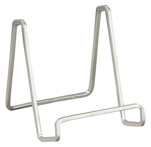 Tripar Silver Color Metal Square Wire Stand 6