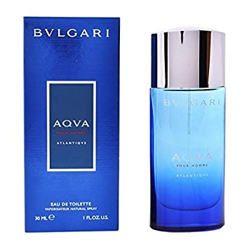 Bvlgari Aqva Atlantiqve Eau De Toilette For Men 30 Ml Amazoncouk