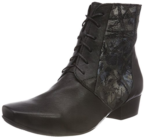 Think Sz 09 Women's 383189 Boots Desert Karena Kombi rx0rqzORn