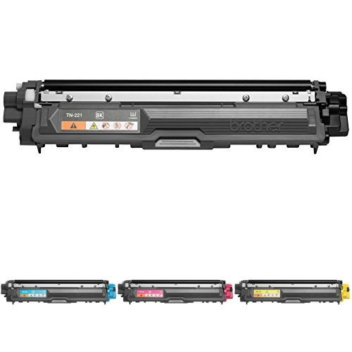 Brother Toner Cartridge Black, Cyan, Magenta, Yellow by Brother (Image #1)