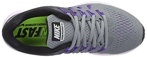 Wmns da Donna schwarz 33 Wei Scarpe Air Purple Pegasus Corsa Stealth Zoom fierce Nike Multicolore Yaxd7wY