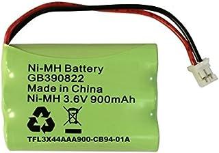 Batterie de remplacement pour Motorola MBP36Moniteur Bébé mbp36pu rechargeable batterie NiMH 3,6V 900mAh gb390822A x 44aaa900-cb94–01A