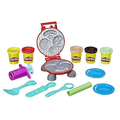 Play-Doh Kitchen Creations Burger Barbecue: Toys & Games