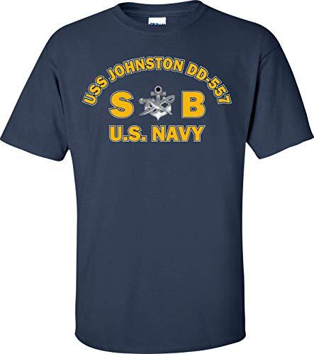 USS Johnston DD-557 Rate SB Special Warfare Boat Operator