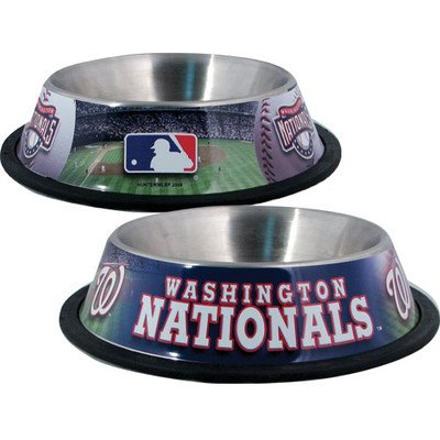 (MLB Dog Bowl MLB Team: Washington Nationals)