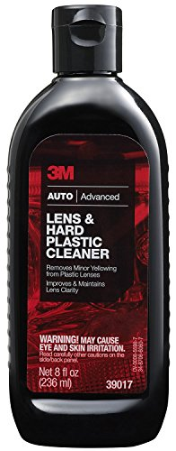 3m lens and hard plastic cleaner - 1