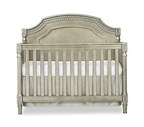 - Еvоlur Deluxe Premium Collection 5 in 1 Convertible Crib in Cloud Decor Comfy Living Furniture