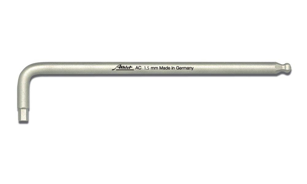 Size 1.5 Aven 13100-15 AntiCor SS Hexagon Key Ball Point Head