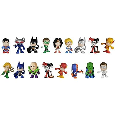 Funko 4452 DC Comics- Justice League Mini Blind Figure: Funko Mystery Minis:: Toys & Games