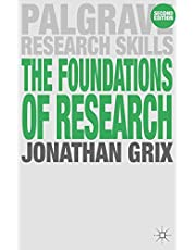 The Foundations of Research