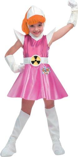 Halloween FX Atomic Betty Deluxe Child Costume