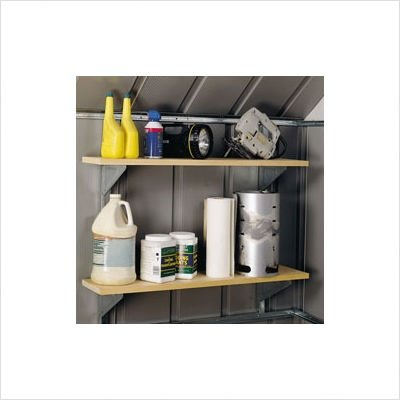 Arrow Shed SS404 Shelving System Kit