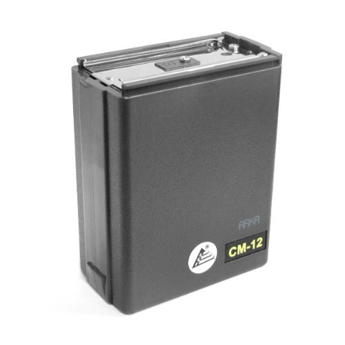 ExpertPower Two way Battery CM 12G IC 2GAT