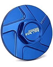 JFG RACING CNC ATV - Tapón de Drenaje de Aceite para Yamaha Warrior Raptor Wolverine Big Bear YFM350 YFM350 Breeze Grizzly Kodiak Moto-4,4HC-15351-00-00,93210-35512-00