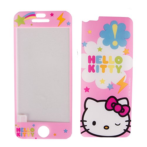 Hello Kitty iPhone 5c Screen Protector - Retail Packaging - Pink